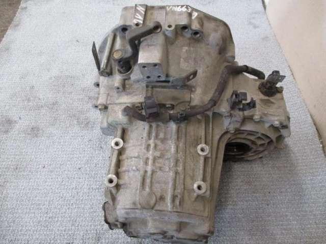 getriebe 8e009v almera n16 1.8 84kw bild1