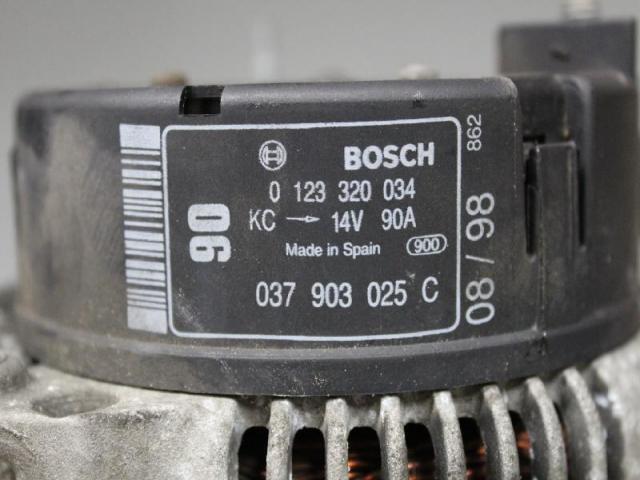 Lichtmaschine 90a bild1