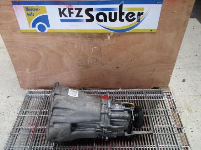Getriebe Mercedes W203/211 GC 716649 6Gang