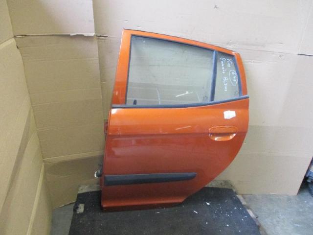 Tür hinten links Kia Picanto orange