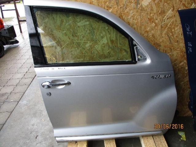 Tür vorne rechts Cruiser Bj03 Silber 4t