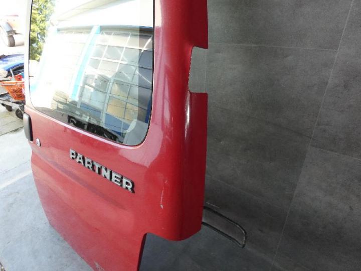Fluegeltuer rechts peugeot partner bj98 Bild