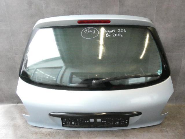 Heckklappe Peugeot 206