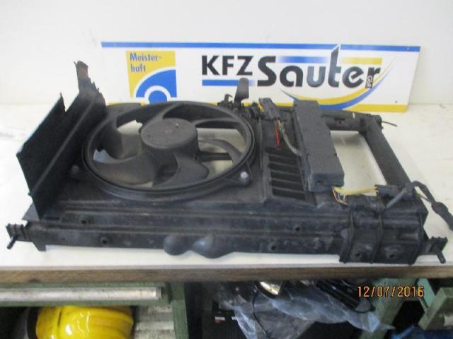 Kühlerzarge Peugeot 307 79kw