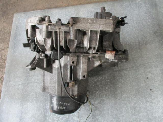 Getriebe Megane JB3028