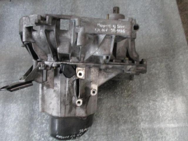 Getriebe Megane JB1946