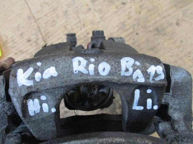 Bremssattel hinten links kia rio´13 Bild