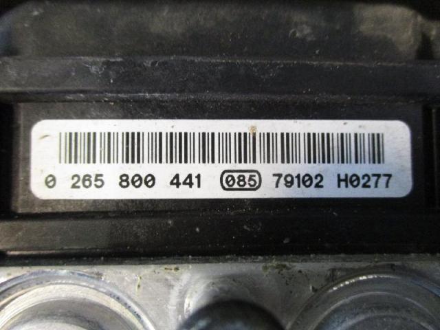 Abs steuergeraet 107 1kr  07 Bild