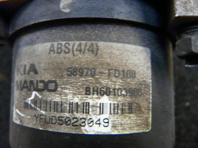 ABS Steuergerät Rio Bj02