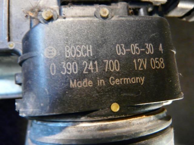 Wischermotor vorne citroen c5 4hx bild2