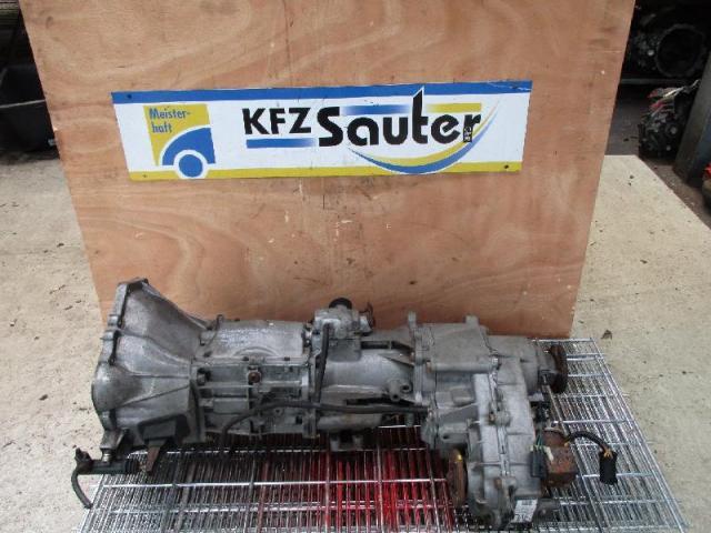 Getriebe Korando 108kw 2,9
