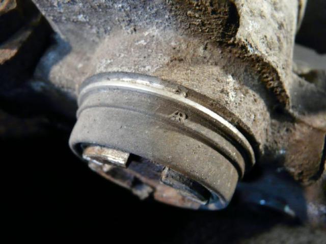 Bremssattel hinten links 306 cabrio 2.0l Bild