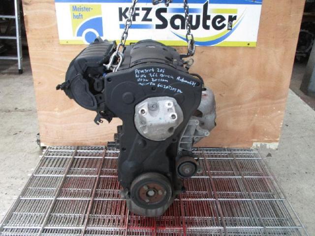 Motor peugeot 206 1.6 nfu bild1