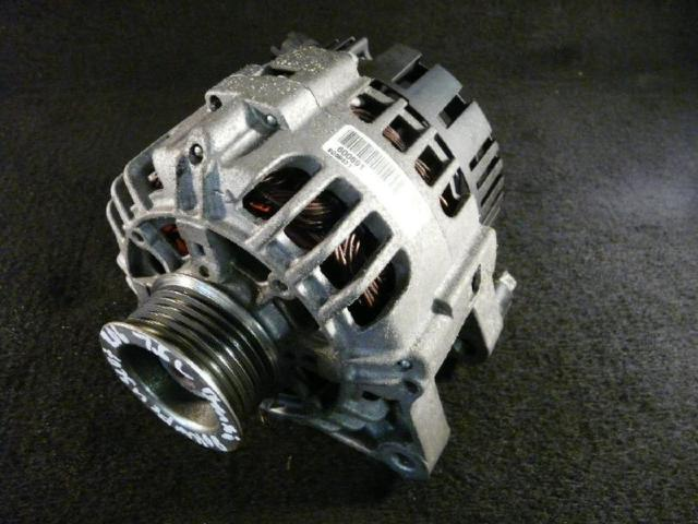 Lichtmaschine peugeot 206 1.6 bild1