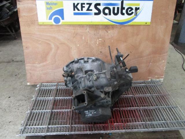 Getriebe Boxer THX 2,5l TDI