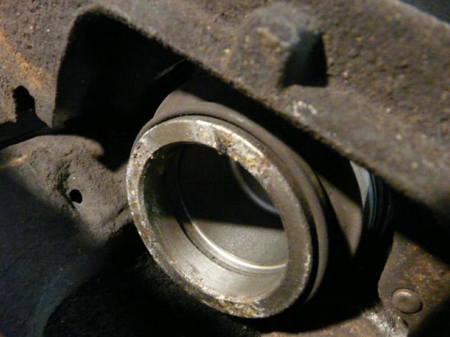 Bremssattel vorne links a6 3.0l 162kw Bild