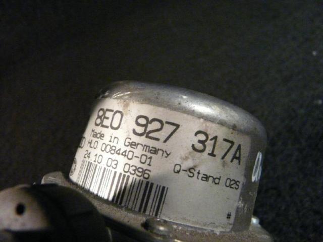 Unterdruckpumpe a6 3.0l 162kw bild1