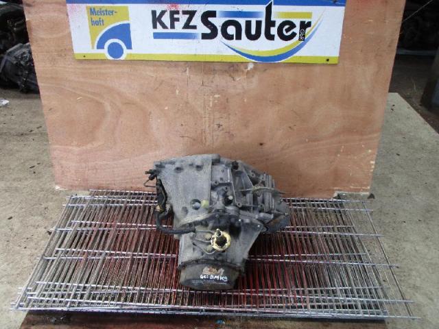 Getriebe Peugeot 307 4A0722DMK9