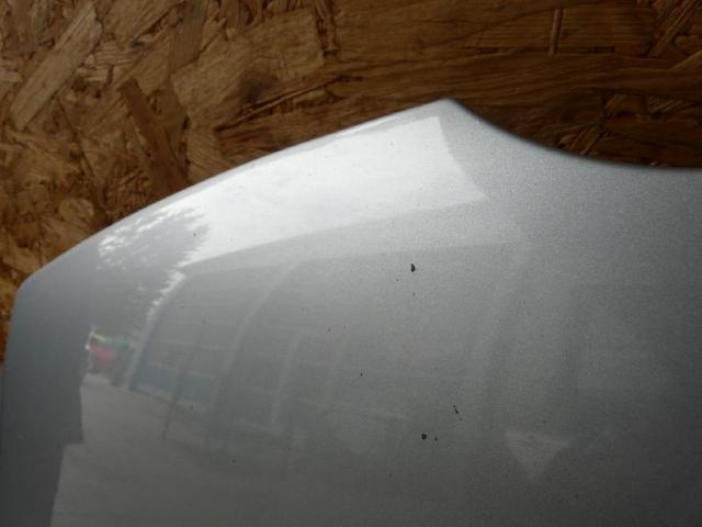 Motorhaube vaneo 9744 silber Bild