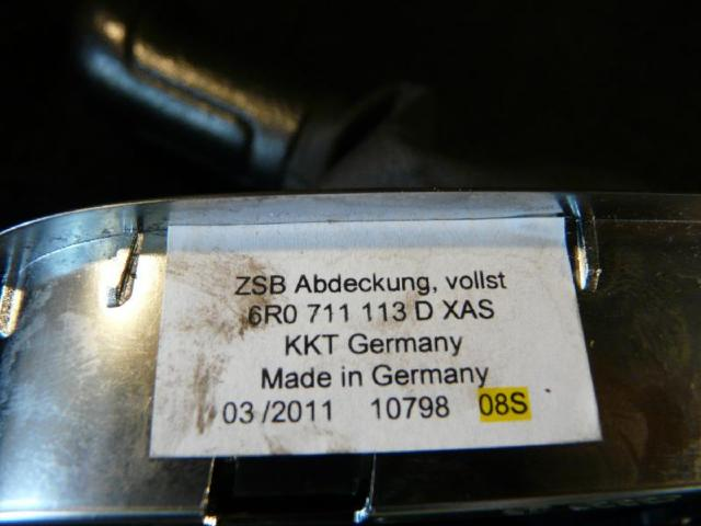 Schaltsack polo 6r 1.2 51kw bild1