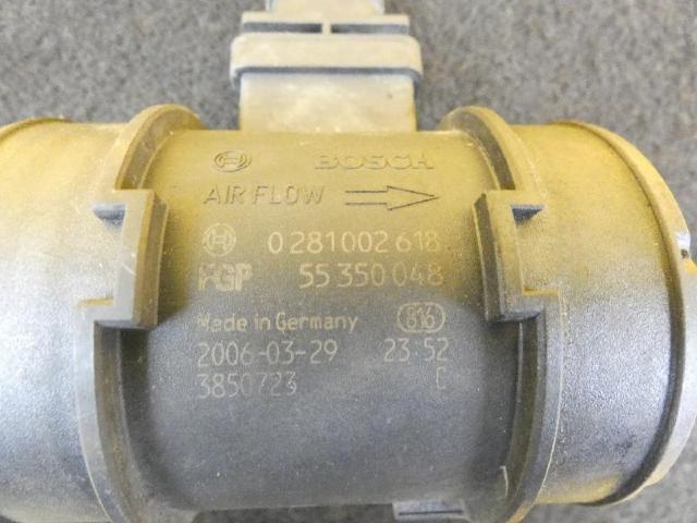Luftmengenmesser astra h 1.9l 74kw Bild