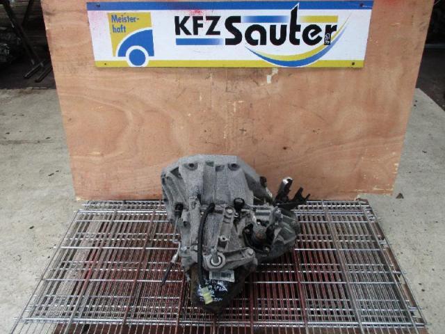 Getriebe Logan 1.5 77kw JR5147