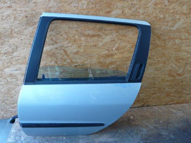 Tür hinten links Peugeot  206 SW EZR Silber
