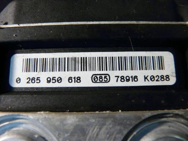 Abs-steuergeraet w169 85kw 1.7 bild2