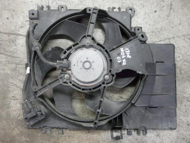 Elektrolüfter Micra K12 1.4 65kw