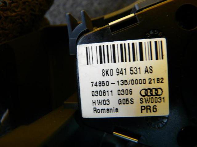 Lichtschalter a4 8k 8k0941531as Bild