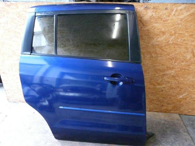 Tür hinten rechts Mazda 5 Blau 2,0l CDI 105kw