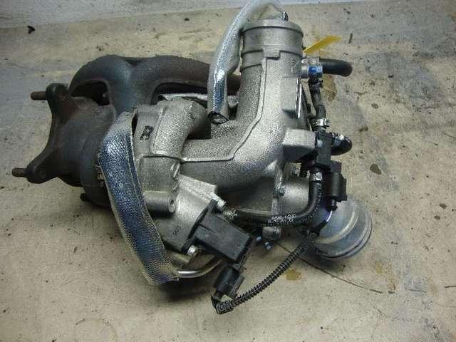 Turbolader  a3 2,0  tfsi bild1