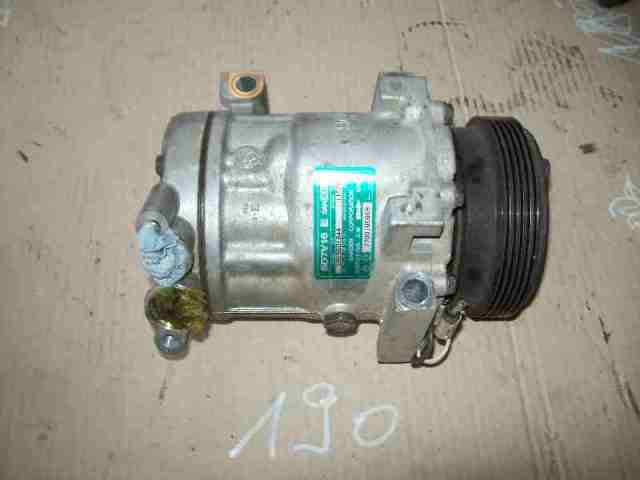 Klimakompressor twingo 1,2 bj 98 bild1