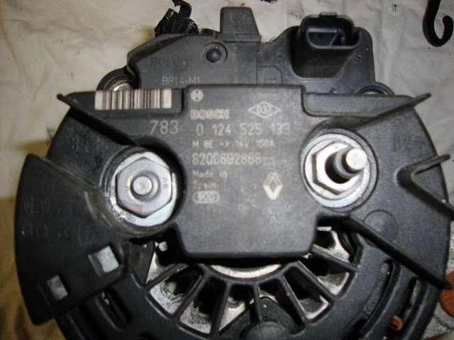 Lichtmaschine 150A  Movano 2,5 CDTI