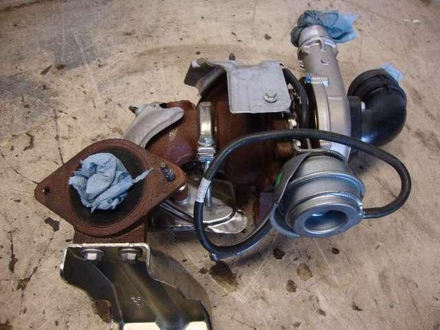 Turbolader  scenic 3 1,9 dci bild1
