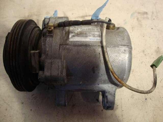 Klimakompressor Smart Bj 99 40KW