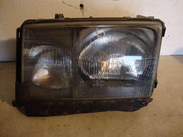 Scheinwerfer links  230E  W124
