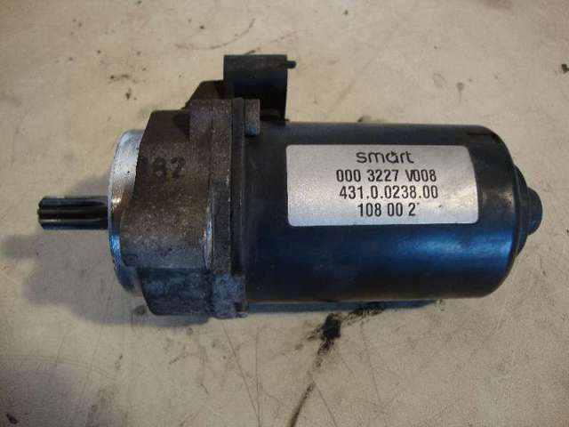 Stellmotor Schaltung  Smart Bj 2000