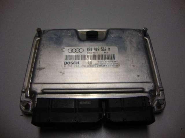 Steuergeraet motor  a6 4b 3,0  bj 2003 bild1