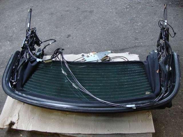 Verdeck kompl a4 cabrio bj03  3,0 fsi bild1