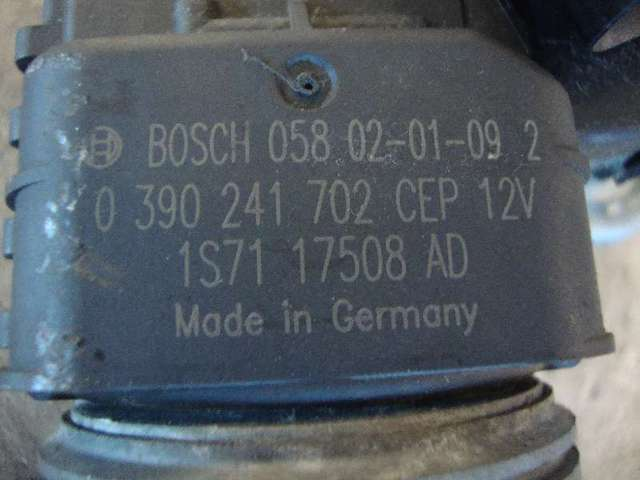 Wischermotor vo  mondeo ab bj 2001 Bild