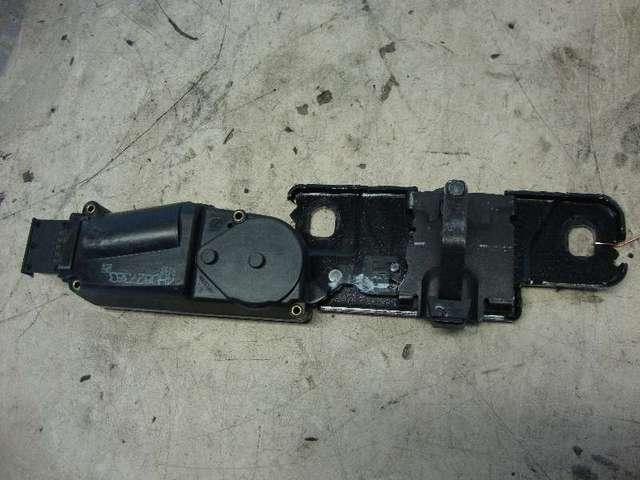 Schliessplatte kofferraum a6 4g 2,0 tdi bj 2010 bild1