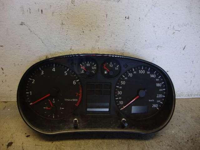 Kombiinstrument a3 8l  1,6 bj 98 Bild