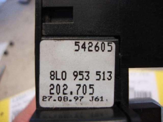 Kombischalter  a3 8l  1,6 bj 98 bild2