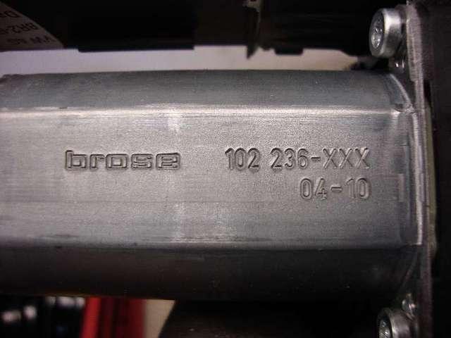 Motor fensterheber hinten rechts  touareg bj 2004 bild2