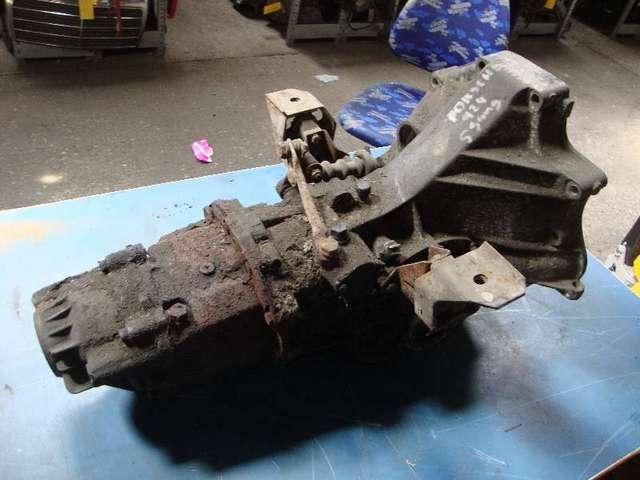 Getriebe 5  md  gang porsche 924 bild1