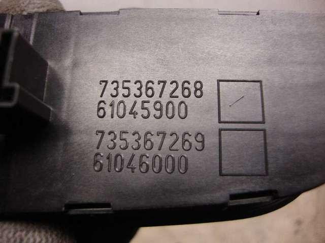 Schalter  punto 199 1,2 bild2