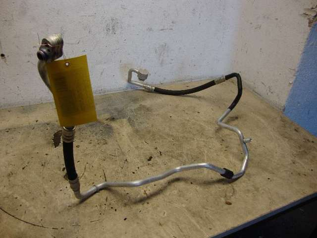 Klimaleitung  Fabia RS Bj 2010