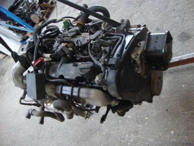 Motor  RHS Peugeot 307 2,0  HDI