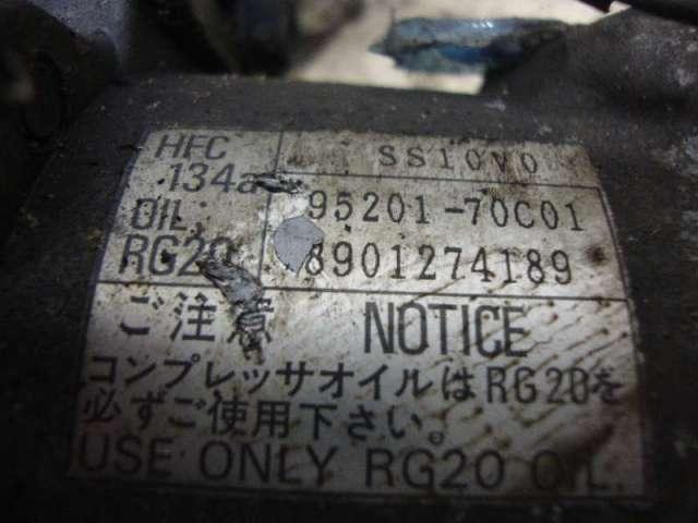 Klimakompressor   wagon r bj 98 Bild